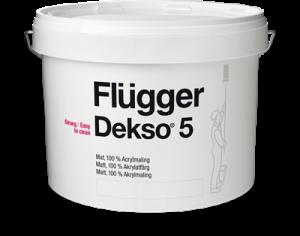 Обзор Линеек Flutex, Flutex серии S, Dekso