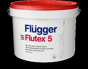 Обзор краски Flugger Flutex 5